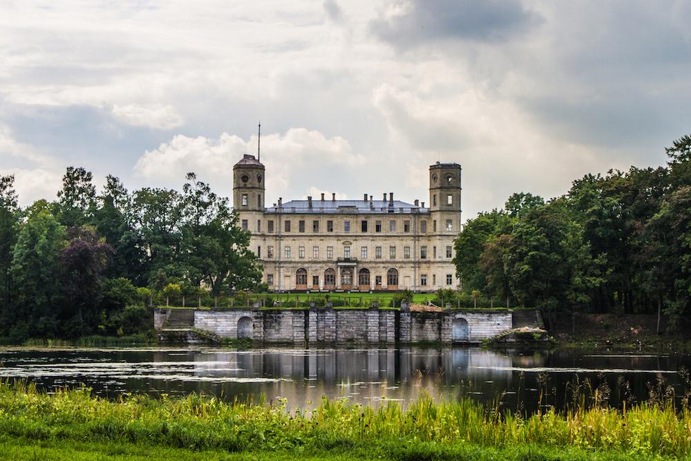 A08_Gatchina Palace by Antonio Rinaldi, Pavel Savchenkov Dreamstime.com
