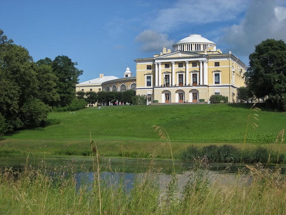 A09_Pavlovsk Palace, Charles Cameron, Viacheslav Dyachkov Dreamstime.com
