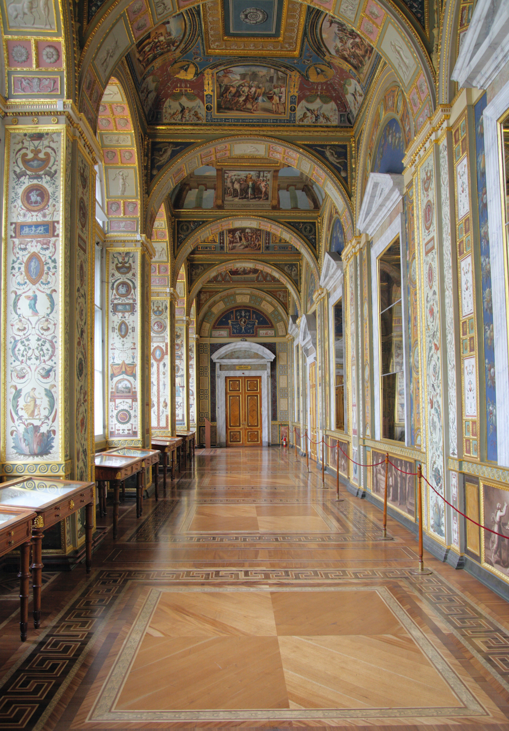 The Raphael Loggia, State Hermitage Museum, © Niblewit | Dreamstime.com