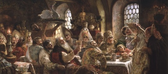Konstantin Makovsky: The Tsar's Painter